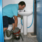 Economic and cheap plumber in Alicante for unlocking, unclogging of washing machines, sinks, showers, washbasin, toilets, WC...