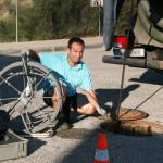Trabajos de inspección de tuberías con cámaras en Alicante, Mutxamel, Benidorm, Calpe, Alcoy, Elche, Santa Pola.
